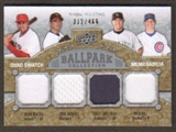 2009 Upper Deck Ballpark Collection #233 Juan Rivera Matt Holliday Erik Bedard Rich Hill /400