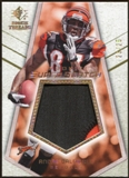 2008 Upper Deck SP Rookie Threads Rookie Super Swatch Gold Patch #RSSAC Andre Caldwell /25