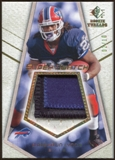 2008 Upper Deck SP Rookie Threads Super Swatch Patch #SSML Marshawn Lynch /10