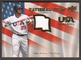 2008 Upper Deck USA National Team Jerseys #PA Pedro Alvarez