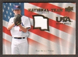 2008 Upper Deck USA National Team Jerseys #RB Ryan Berry
