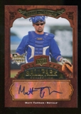 2008 Upper Deck Ballpark Collection #141 Matt Tupman Autograph