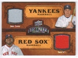 2008 Upper Deck Ballpark Collection #151 Jason Giambi David Ortiz
