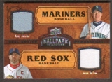 2008 Upper Deck Ballpark Collection #157 Kenji Johjima Jason Varitek