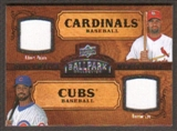 2008 Upper Deck Ballpark Collection #159 Albert Pujols Derrek Lee