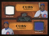 2008 Upper Deck Ballpark Collection #161 Alfonso Soriano Carlos Zambrano