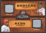 2008 Upper Deck Ballpark Collection #172 Andruw Jones Ken Griffey Jr.