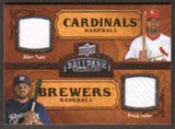 2008 Upper Deck Ballpark Collection #176 Albert Pujols Prince Fielder