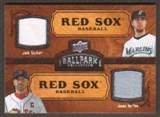 2008 Upper Deck Ballpark Collection #178 Josh Beckett Jason Varitek