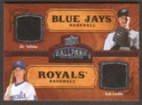 2008 Upper Deck Ballpark Collection #183 Roy Halladay Zack Greinke