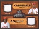 2008 Upper Deck Ballpark Collection #186 Albert Pujols Vladimir Guerrero