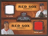 2008 Upper Deck Ballpark Collection #191 Curt Schilling Jonathan Papelbon
