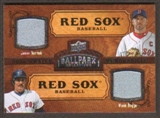 2008 Upper Deck Ballpark Collection #193 Jason Varitek Wade Boggs