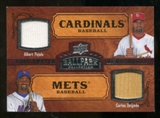 2008 Upper Deck Ballpark Collection #198 Albert Pujols Carlos Delgado