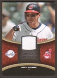2008 Upper Deck Sweet Spot Swatches #SGS Grady Sizemore