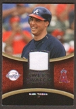 2008 Upper Deck Sweet Spot Swatches #SMT Mark Teixeira