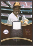 2008 Upper Deck Sweet Spot Swatches #STG Tony Gwynn