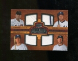 2008 Upper Deck Ballpark Collection #203 Cal Ripken Jr. Derek Jeter Khalil Greene Troy Tulowitzki