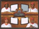 2008 Upper Deck Ballpark Collection #205 Vladimir Guerrero Howie Kendrick Casey Kotchman Chone Figgins