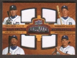 2008 Upper Deck Ballpark Collection #208 Carlos Guillen Brandon Inge Gary Sheffield Ivan Rodriguez