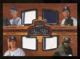 2008 Upper Deck Ballpark Collection #215 Greg Maddux Trevor Hoffman Khalil Greene Tony Gwynn