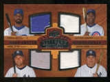 2008 Upper Deck Ballpark Collection #223 Derrek Lee Alfonso Soriano Derek Jeter Jason Giambi