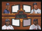 2008 Upper Deck Ballpark Collection #231 Don Mattingly Derek Jeter Manny Ramirez David Ortiz
