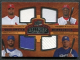 2008 Upper Deck Ballpark Collection #249 Albert Pujols Ken Griffey Jr. Derrek Lee Prince Fielder