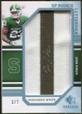 2009 Upper Deck SP Threads Rookie Lettermen College Autographs #231 Javon Ringer* Autograph /91