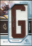 2009 Upper Deck SP Threads Rookie Lettermen College Autographs #255 Devin Moore* Autograph /84
