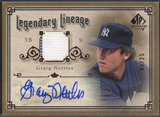 2005 SP Legendary Cuts #GN Graig Nettles Legendary Lineage Jersey Auto #03/25