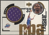 1998/99 Upper Deck #GJ37 Karl Malone Game Jersey