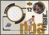 1998/99 Upper Deck #GJ17 John Stockton Game Jersey