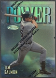 1997 Finest #144 Tim Salmon Refractor