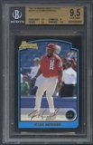 2003 Bowman Draft #138 Ryan Howard Rookie BGS 9.5