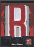 "2007 Topps Sterling Ryan Howard Letter ""R"" Patch #1/1"