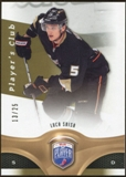 2009/10 Upper Deck Be A Player Player's Club #17 Luca Sbisa 13/25