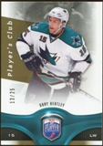 2009/10 Upper Deck Be A Player Player's Club #28 Dany Heatley 13/25