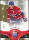2009/10 Upper Deck Be A Player Player's Club #29 Mike Cammalleri 22/25