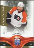 2009/10 Upper Deck Be A Player Player's Club #31 Scott Hartnell 21/25