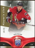 2009/10 Upper Deck Be A Player Player's Club #39 Nick Foligno /25