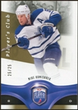 2009/10 Upper Deck Be A Player Player's Club #52 Mike Komisarek 25/25