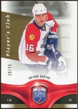 2009/10 Upper Deck Be A Player Player's Club #64 Nathan Horton 20/25