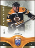 2009/10 Upper Deck Be A Player Player's Club #82 Marc Savard /25