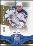 2009/10 Upper Deck Be A Player Player's Club #86 Marc Staal /25