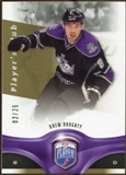 2009/10 Upper Deck Be A Player Player's Club #87 Drew Doughty /25