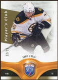2009/10 Upper Deck Be A Player Player's Club #92 David Krejci /25
