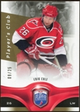 2009/10 Upper Deck Be A Player Player's Club #98 Erik Cole /25