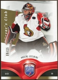 2009/10 Upper Deck Be A Player Player's Club #117 Pascal Leclaire /25