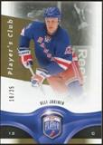 2009/10 Upper Deck Be A Player Player's Club #119 Olli Jokinen /25